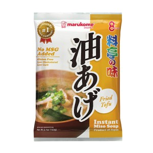 INSTANT MISO SOUP  RYOTEI NO AJI FRIED TOFU