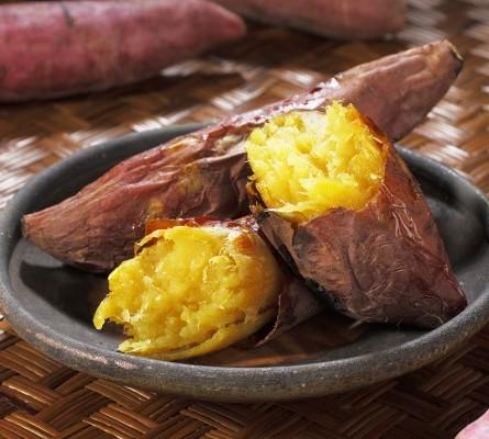 Beniharuka Potato Frozen มันหวานญี่ปุ่นเผาพันธุ์เบนิฮารุกะ  (แช่แข็ง)