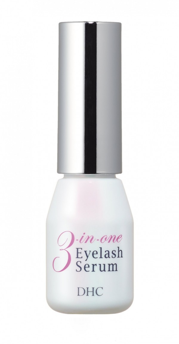 DHC Three-in-one eyelash serum