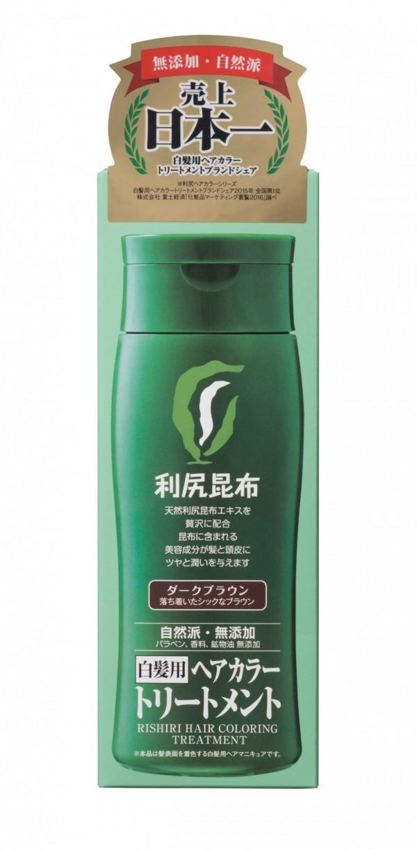 RISHIRI HAIR COLORING TREATMENT (Dark brown)