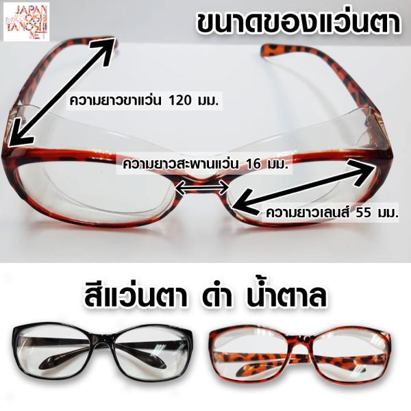 ชุดป้องกันขั้นสุด มาส์ก + แว่น